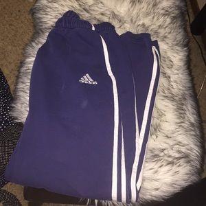 Adidas woman's sweats